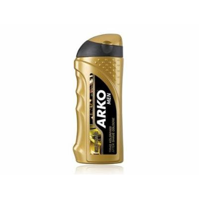 Arko Aftershave Cologne, Gold Power, 8.4 Ounce