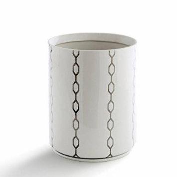 Kassatex Cadena Bathroom Accessories - Waste Bin