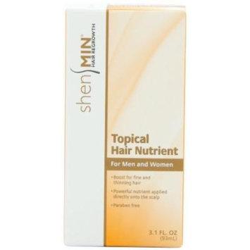 Shen Min Topical Hair Nutrient, for Thinning Hair, 3.1oz. Bottle