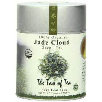 The Tao of Tea, Jade Cloud Green Tea, Loose Leaf, 2 Ounce Tin