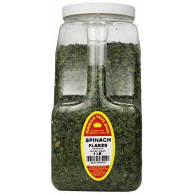 Marshalls Creek Spices Spinach Flakes, XX-Large, 1 Pound