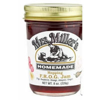 Mrs. Miller's Hopping FROG Jam (Fig, Raspberry, Orange, Ginger + Jalapeno) Two Pack