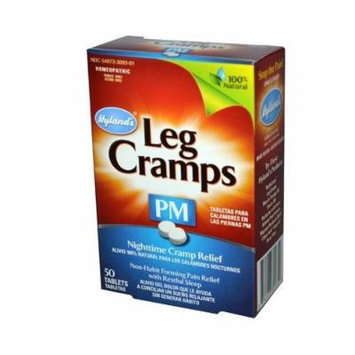 Hyland's Homeopathic Leg Cramps Support, 50 Count
