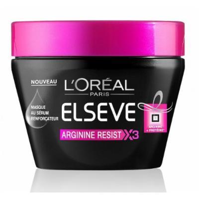 L'Oréal Paris Elseve Arginine Resist X3 / Elvive Triple Resist X3 Hair Mask