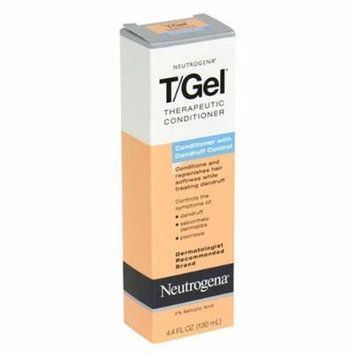 Neutrogena T-gel Treatment Conditioner, 4.4 Fluid Ounce (Pack of 3)