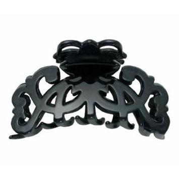 Smoothies Non Slip Baroque Claw (M) - Black 01120