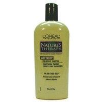L'Oreal Nature's Therapy Scalp Relief Shampoo 12 oz. (Green)