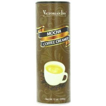 Victorian Inn Creamer, Mocha, 12 Ounce (Pack of 6)