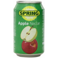 Spring Nectar, Apple, 11.2-Ounce Cans (Pack of 24)