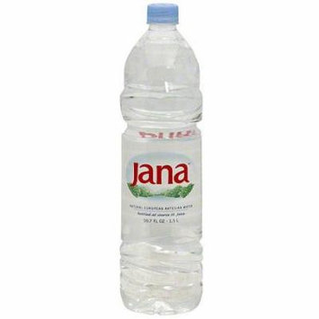 Jana European Artesian Water (6x50.7 OZ) Pack of 12