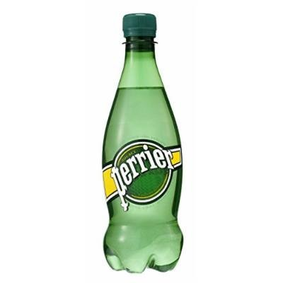 Perrier Sparkling Natural Mineral Water, 16.9-ounce Plastic Bottles (Original, pack of 48)