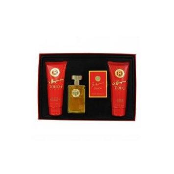 Touch Gift Set - EDT Spray 3.4 oz.+ Body Lotion 6.7 oz+ Shower Gel 6.7 oz.