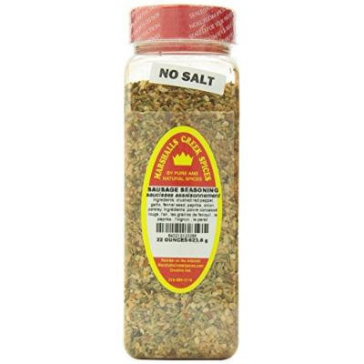 Marshalls Creek Spices Seasoning, Sausage, XL Size, 22 Ounce
