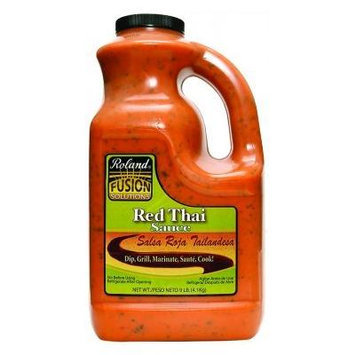 Roland Fusion Solutions: Red Thai Sauce 1 Gal (2 Pack)
