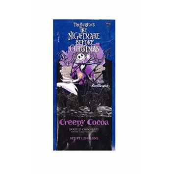 The Nightmare Before Christmas Creepy Cocoa Double Chocolate Hot Cocoa Mix 1.25oz Package