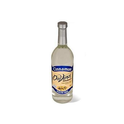 DaVinci Gourmet Cinnamon Sugar Free Syrup 25.4 FL OZ.