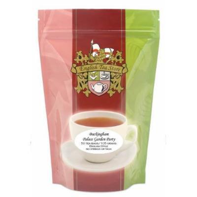 Buckingham Palace Garden Party Tea Bags - 50 Teabag Pouch