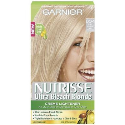 Garnier Nutrisse Hair Color, Ultra Bleach Blonde Creme Lightener