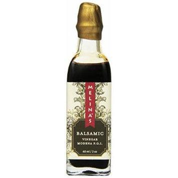 Melina's Modena P.G.I Vinegar, Balsamic, 2 Ounce