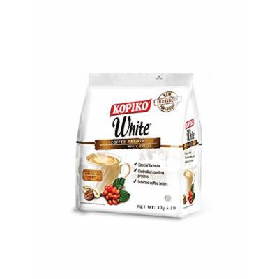 Kopiko Instant White Coffee, 30 g x 20 packets Indonesian