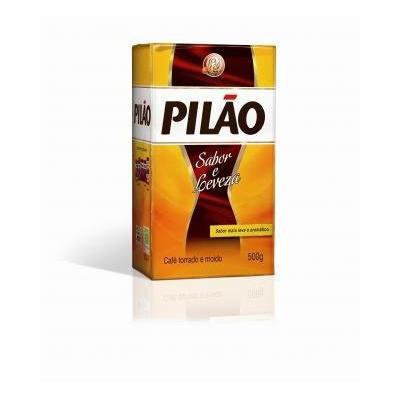 Cafe Pilao Verao Sabor E Leveza 500 Gr Coffee Summer Brazil