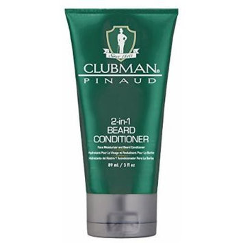 Clubman Beard Balm & 2-in-1 Beard Conditioner with Palmer's Mens Lotion 1.7oz