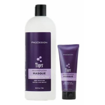 Grund Tiger Masque Reconstructor for All Hair Types (5.9 oz)