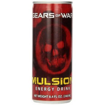 Gears of War Imulsion, 8.4-Ounce Cans (Pack of 24)