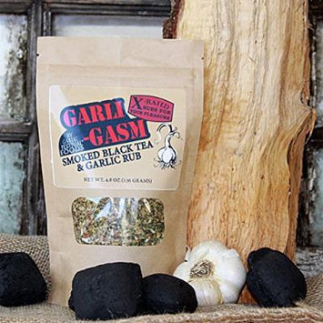 Garli-Gasm Smoked Black Tea Rub
