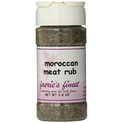 Faeries Finest Moroccan Meat Rub, 0.8 Ounce