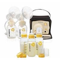 Medela Pump In Style Advanced Breastpump Starter Set-Model # 57081 with 3 extra Bottles set