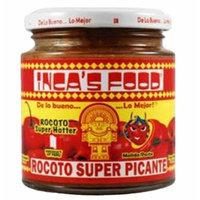 Inca's Food Rocoto Super Picante - Single Jar 7.5oz - Product of Peru