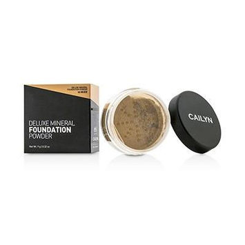 Cailyn Cosmetics Deluxe Mineral Foundation Powder, Nude, 0.3 Ounce