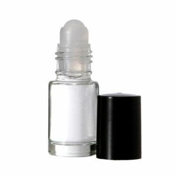 Mini Roll on Refillable Glass Perfume Bottle