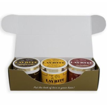 Layrite Mixed Pomade Collection 3 x 4oz