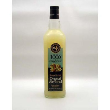 1883 Routin Almond Syrup - 1 Liter