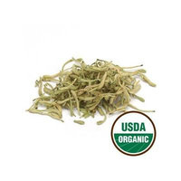 Honeysuckle Flowers, Certified Organic, Jin Yin Hua / Lonicera Japonica, 1lb or 16oz