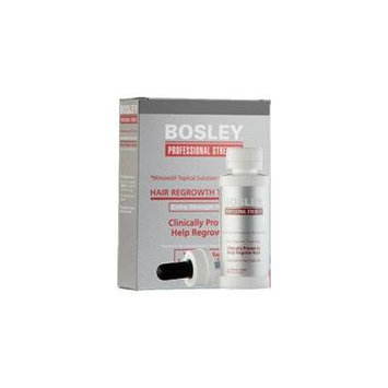 Bosley Hair Regrowth Treatment 2 Percent For Women 2 Oz