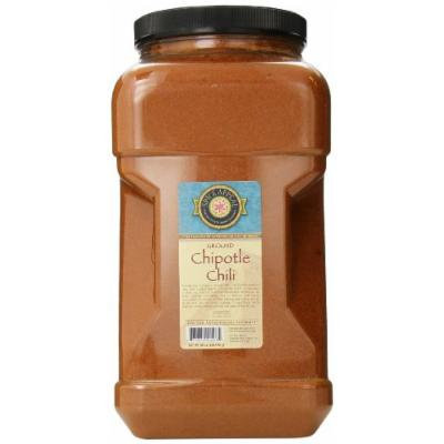 Spice Appeal Chipotle Chili Ground, 80-Ounce Jar