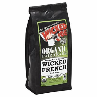 Wicked Joe Coffee Coffee Bean Whole D Roast