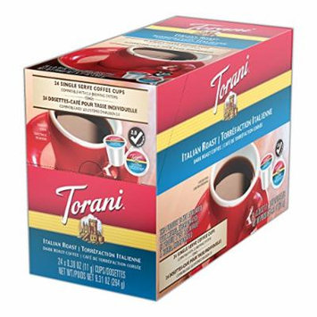 Torani Coffee, Italian Roast, 24 Count