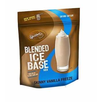 Frappe Freeze Skinny Mixes, Vanilla, 3-Pound