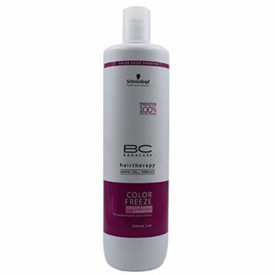 Schwarzkopf BC Color Freeze Color Shine Shampoo (For Overprocessed Coloured Hair) 1250ml/41.67oz