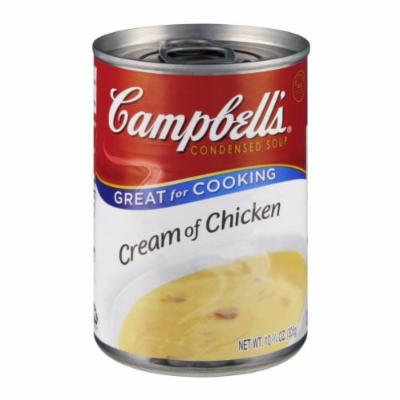 Campbell's Condensed Cream Of Chicken Soup 10.75 oz (Pack of 48)