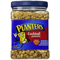Planters Cocktail Peanuts - 35 oz