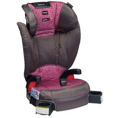 BRITAX Parkway SGL (G1.1) Belt-Positioning Booster Seat in Cub Pink