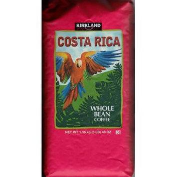 Costa Rica Whole Bean Coffee (Dark)