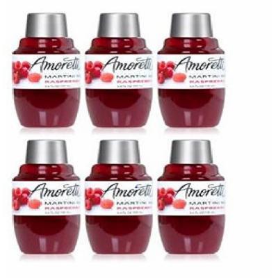 Amoretti Premium Martini Cocktail Mix Minis, Raspberry, 3.4 Fluid Ounce