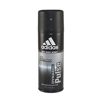 Adidas Dynamic Pulse By Adidas For Men. 24 Hr Fresh Power Deo Body Spray 150 Ml / 97G