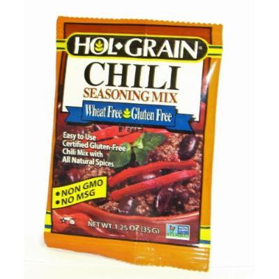 Hol Grain Chili Seasoning Mix, 1.25 Ounce (Pack of 12)